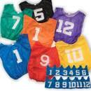 BSN Sports Lightweight Numberd Scrimmage Vest-Adult