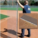 BSN Sports Rigid Drag Mat - 4' W x 3' L, Weight: 36 lbs. only