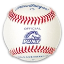 MacGregor MCB75CXX #75 Official Pony League Baseball only