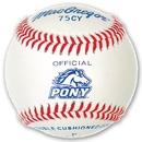 MacGregor #75CY Official Pony League Baseball -Yth only