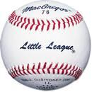 MacGregor #76C Little League Baseball only