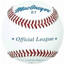 MacGregor  #87OL Official League Baseball only