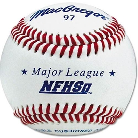 MacGregor  #97 Major League Baseball - Without NFHS Logo, Price/DZN