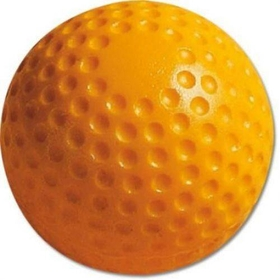 "MacGregor 9"" Yellow Dimpled Baseball, Price/DZN"