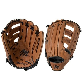"MacGregor 12.5"" Varsity Fielder Glv LHT - Fits Right Hand, Price/EA"