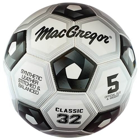 MacGregor Classic Soccer Ball - Size 5, Price/EA