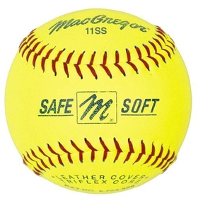 "MacGregor 11"" Safe/Soft Training Sftball, Price/DZN"