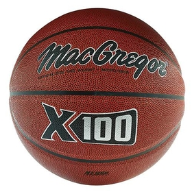 MacGregor X100 Intermediate Basketball, Price/EA