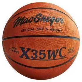 MacGregor X2500 Junior Basketball, Price/EA