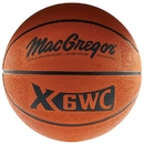 "MacGregor Rubber Basketballs - Official Size (29.5"")"