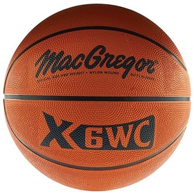 MacGregor X35WC Official Basketball, Price/EA