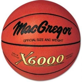 "MacGregor X6000 Intermediate Basketball - Intermediate Size (28.5""), Price/EA"