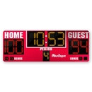 MacGregor 8'x3' Indoor Scoreboard - Basic (as shown) only