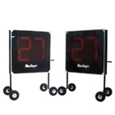 Macgregor Football Playclock w/ Stand - Exisiting Scoreboard w/ Stands only