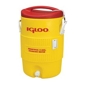 Igloo 5 Gallon Igloo Water Cooler - Yellow - 5 Gal., Price/EA