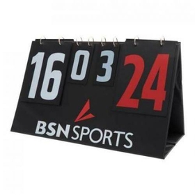 MacGregor Manual Tabletop Duble Sided Scoreboard, Price/EA