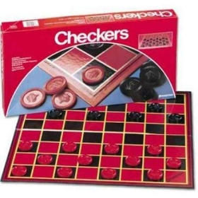 PRESSMAN TOY Checkers - Checkers Set, Price/EA