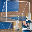 BSN Sports Portable, Foldable Indoor Soccer Goal - Complete Unit only