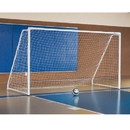 Portable/Foldable Indoor Soccer Goal - 1 Goal with Net