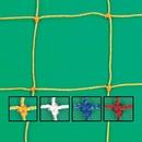 Alumagoal Soccer Net -  8'H x 24'W x 5'D  x 10'B  - White