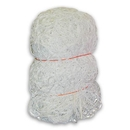 Alumagoal Club Soccer Net - 8'H x 24'W x 5'D - White only