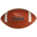 Voit CF9 Rubber Football - Official Sz - Official Size only