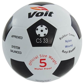 Voit Rubber Soccer Ball - Size 4, Price/EA