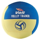 Voit VVBBUDVT Budget Volley Trainer Volleyball, Blue/Yellow
