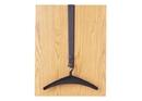 Quartet Over-the-Door Hook, Double Posts, 1 Hanger Included, Black, 20703