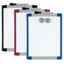 Quartet Magnetic Dry-Erase Board, 8 1/2