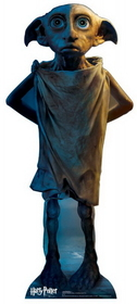 "Advanced Graphics 1058 Dobby - Harry Potter and the Deathly Hallows- 15.5"" x 36"" Cardboard Standup"
