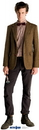 "Advanced Graphics 1062 The Doctor 2 - Doctor Who- 70"" x 21"" Cardboard Standup"