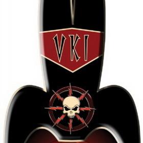 "Advanced Graphics 1155 Black Rocket - Vulture Kulture- 55"" x 24"" Cardboard Standup"