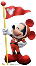Advanced Graphics 1175 Mickey In Space- 60