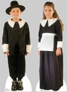 Advanced Graphics 133 Pilgrim Boy and Pilgrim Girl set- 14