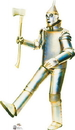 Advanced Graphics 1453 Tin Man - 75th Anniversary - 72