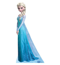 "Advanced Graphics 1578 Snow Queen Elsa - 70"" x 32"" -  Cardboard Standup"