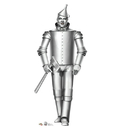 Advanced Graphics 1618 Tin Man (Wizard of Oz 75th Anniversary) - 72