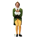 "Advanced Graphics 1720 Elf Excited - Movie Elf - 68"" x 19""  Cardboard Standup"