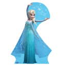 Advanced Graphics 1755 Elsa - Snow Flakes - Frozen - 74