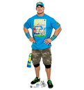 Advanced Graphics John Cena Light Blue Shirt - WWE - 74