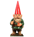 Advanced Graphics Garden Gnome - 48