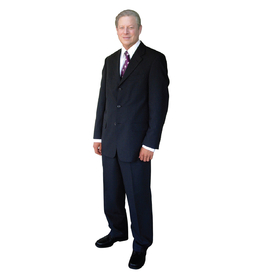 "Advanced Graphics Vice President Al Gore - 23"" x 76"", Model: 213"