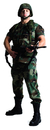 Advanced Graphics 388 Army Soldier- 73