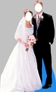 Advanced Graphics 623 Bride & Groom Stand-In- 72
