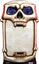 Advanced Graphics 671 Skull Signboard- 36