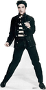 "Advanced Graphics 840 Elvis Jailhouse Rock- 73"" x 38"" Cardboard Standup"