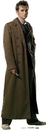 "Advanced Graphics 875 Dr. Who - Overcoat- 73"" x 26"" Cardboard Standup"