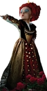 "Advanced Graphics 92 Red Queen- 72"" x 38"" Cardboard Standup"
