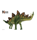 Advanced Graphics WJ1036 Stegosaurus WallJammer - Wall Jammer